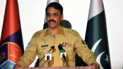 DG ISPR breaks silence over issue of much hyped NRO