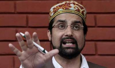 Every effort to crush Kashmiris destined to fail: Mirwaiz