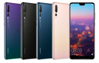 Huawei launches World's first Tripple camera mobile phone