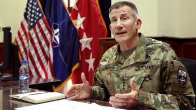 In a first, US top General in Afghanistan snubbed by Tajikistan