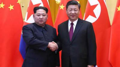 N Korean leader ready to hold talks with US, S Korea: China