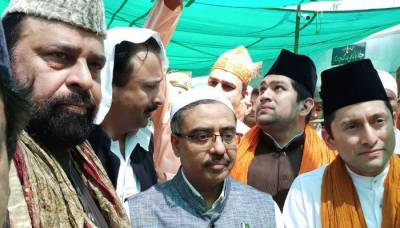 Pakistan High Commissioner in India visits Dargah Hazrat Ajmer Sharif