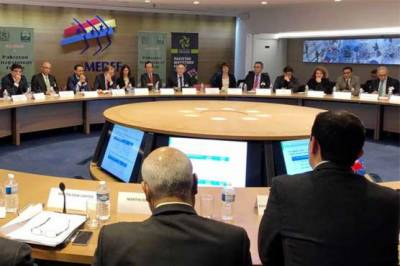 Pakistan investment Forum successfully held in France