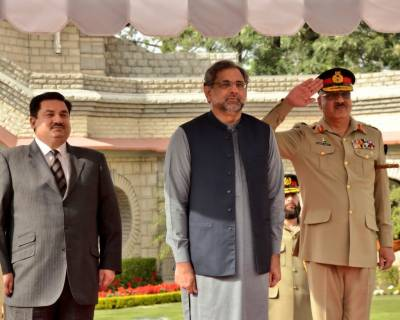PM visits Joint Staff headquarters