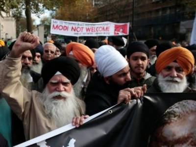 Tens of thousands of Sikhs across Europe to protest arrival of PM Modi in UK: Report