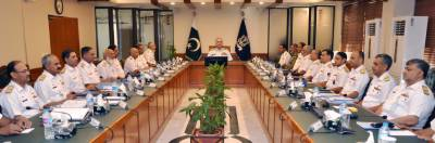 Command& Staff Conference of Pak Navy concludes in Islamabad