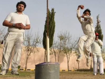 Cricket legends blown away by Pakistani young talent