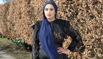 First Hijab wearing Muslim lady to contest Miss England title