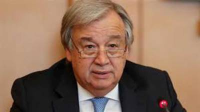 Guterres warns another cold war as tension rises b/w US, Russia