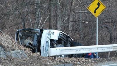 Illegal immigrant Pakistanis killed in Turkey Bus crash