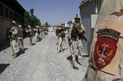 Iran supporting Afghan Taliban: US - Afghan officials