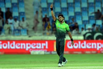 Is pacer Hasan Ali really so innocent?