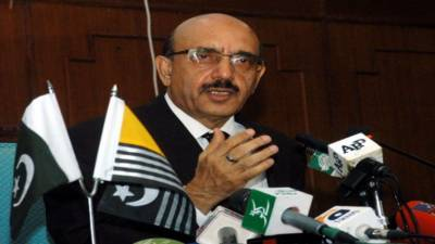 Pakistan achieves enormous success in fighting terrorism: Masood