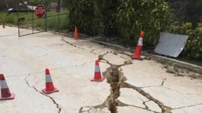 Papua New Guinea hit by 6.9 magnitude earthquake