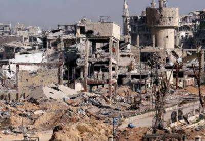 Russia says 'counter-terrorist operation' in Syria's Ghouta almost over
