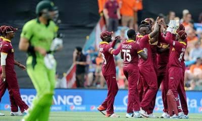West Indies T20 squad against Pakistan revealed