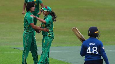 Women Cricket: 2nd T-20 match b/w Pak, Sri Lanka being played in Colombo