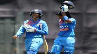 Women Tri-Nation Match: India beat England by 8 wickets