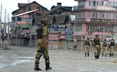 Another senior Indian Police officer shot in occupied Kashmir