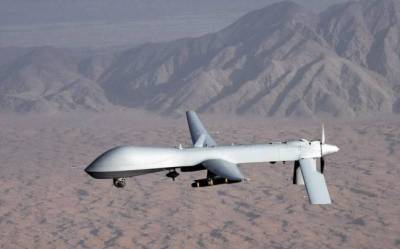 Israeli Military spy drone crashes in Lebanon
