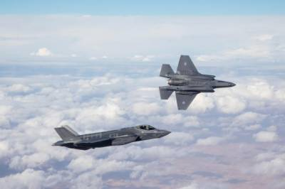Israeli stealth fighter jets in Iranian Airspace, Russia responds