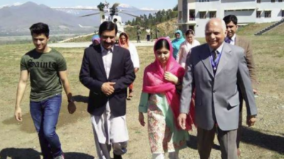 My dream has come true today, says Malala Yousafzai