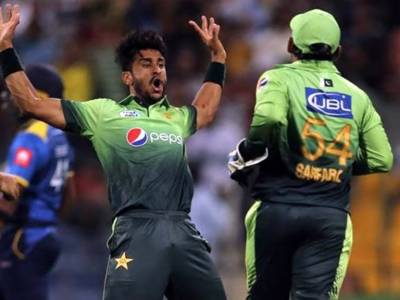 Pacer Hasan Ali speaks up over issue of differences with captain Safraz Ahmed