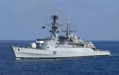 Pakistan Navy warships reach Saudi Arabia for multinational joint drills