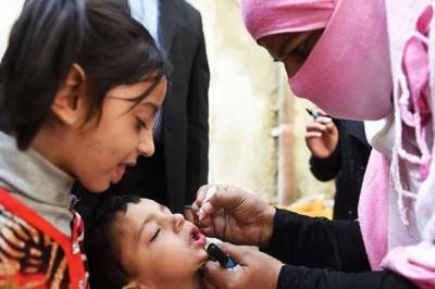 Pakistan to be declared as polio free Nation