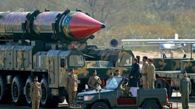 Pakistan urges developing nations should not impinge to access dual-use technologies in wake of nuclear control measures