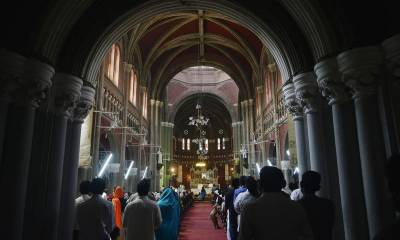 Pakistani Christians to celebrate Easter on Sunday with full religious freedom