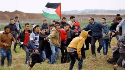 Palestinians announce day of mourning