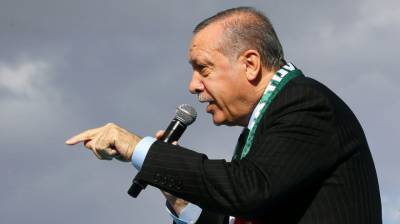 Turkey lashes out at Israel over Palestinian killings