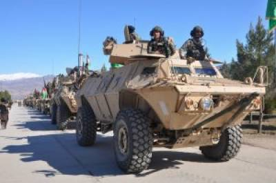 Afghan Military launches one of the largest operation in northern Afghanistan nine provinces