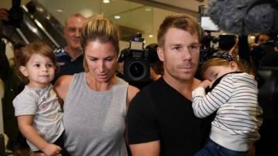 Disgraced Australian David Warner's wife says, I was behind ball tempering saga