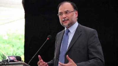 Election will prove Pakistanis are not tenants: Ahsan Iqbal