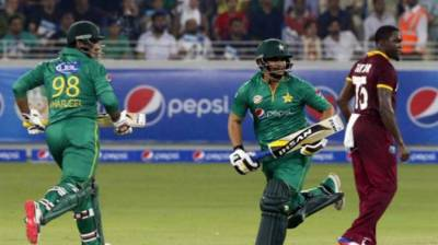 First T-20 b/w Pakistan, W. Indies to be played in Karachi today