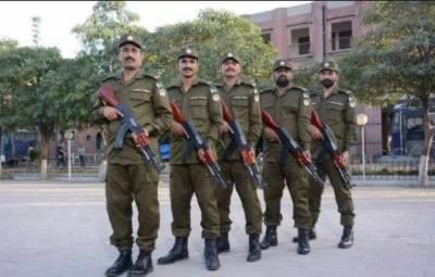 Foolproof security arrangements for PTI membership drive