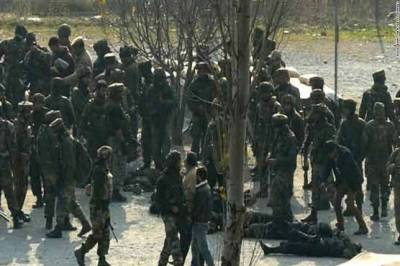 Indian Military uses chemical weapons in occupied Kashmir violence: Media reports