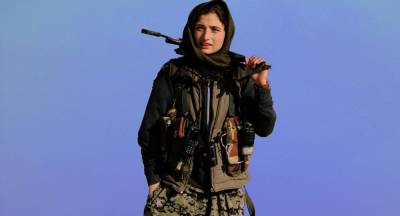 Kurdish female fighters: Even 'Daesh' is scared of them