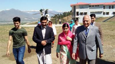 Malala lauds sacrifices of security forces
