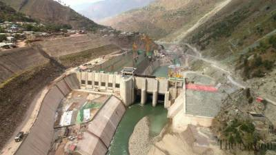 Neelum-Jhelum first unit to supply power by April 13