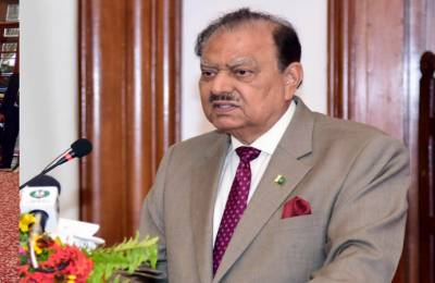 Pak to play important role in regional development: President