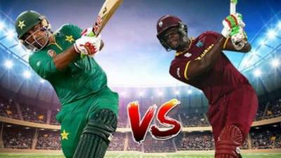 Pakistan Vs West Indies 1st T20 live score update