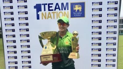 Pakistan Women beat Sri Lanka by 38 runs in Colombo