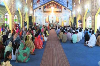 Pakistani Christians celebrate Easter with full religious freedom