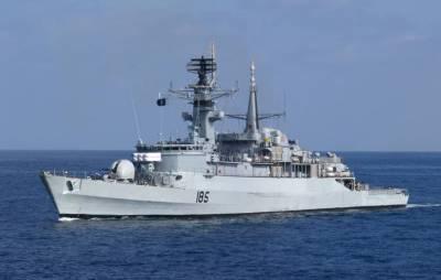 Pakistani flotilla in Saudi Arabia to participate in naval exercise Gulf Shield-1