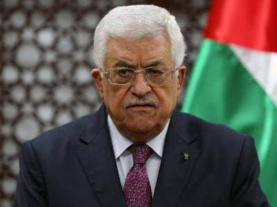 President Abbas calls for security of Palestinians