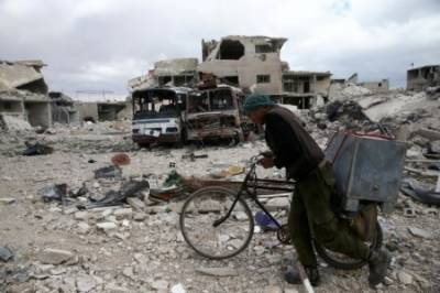Syrian army regains most of eastern Ghouta