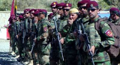 Afghan Military commandos casualties rising drastically in Battlefield